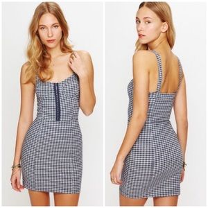 Free People | For the Love of Gingham Dress